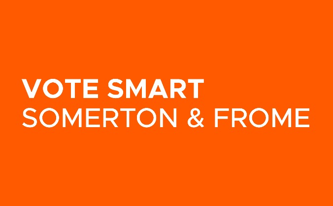 Vote smart, somerton & frome image