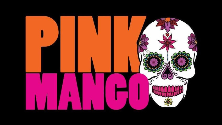 Pink mango in support of Mind