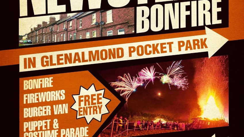 Newstead Community  Bonfire - Fireworks Fund