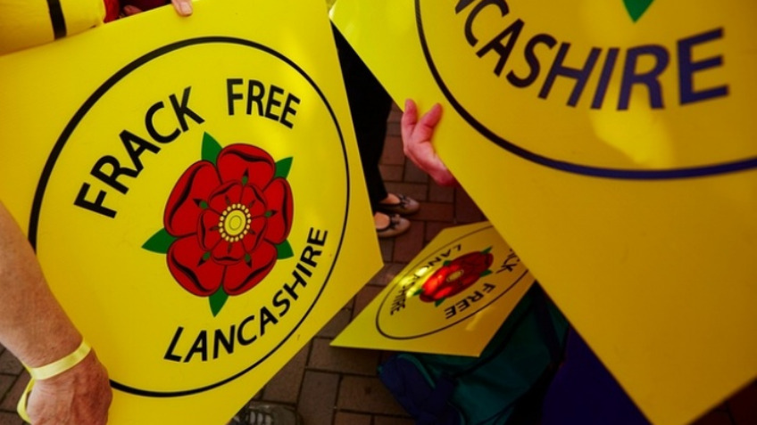 Lancashire County Council's fracking decisions.
