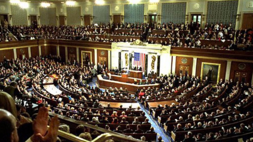 Congressional Internship - US House of Rep.