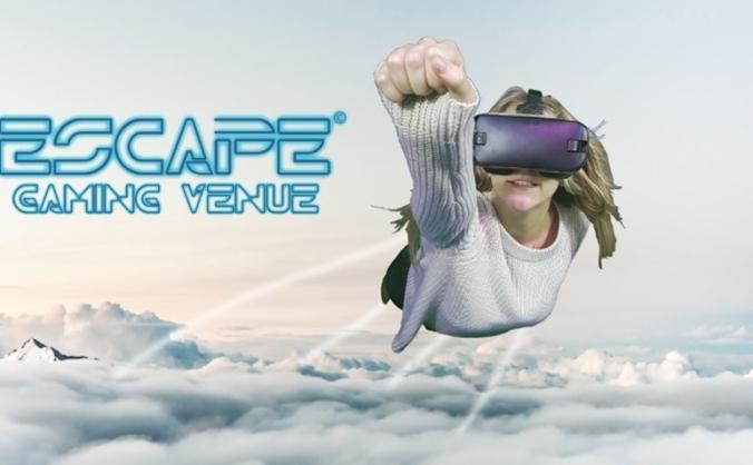 Escape gaming venue image