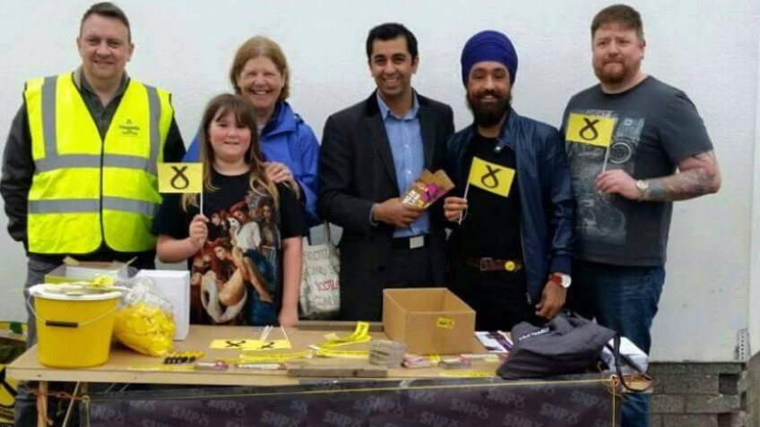 Help the SNP win Glasgow City Craigton By-election