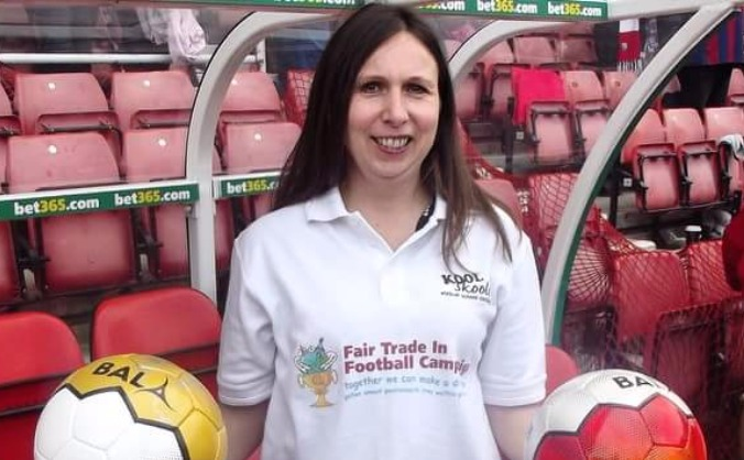 Buy Fairtrade footballs for schools and clubs