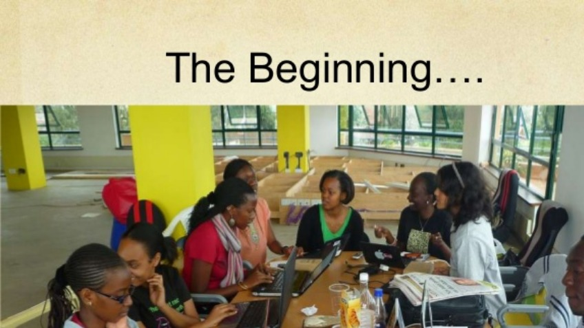 Support WOMEN TECH INITIATIVES IN AFRICA