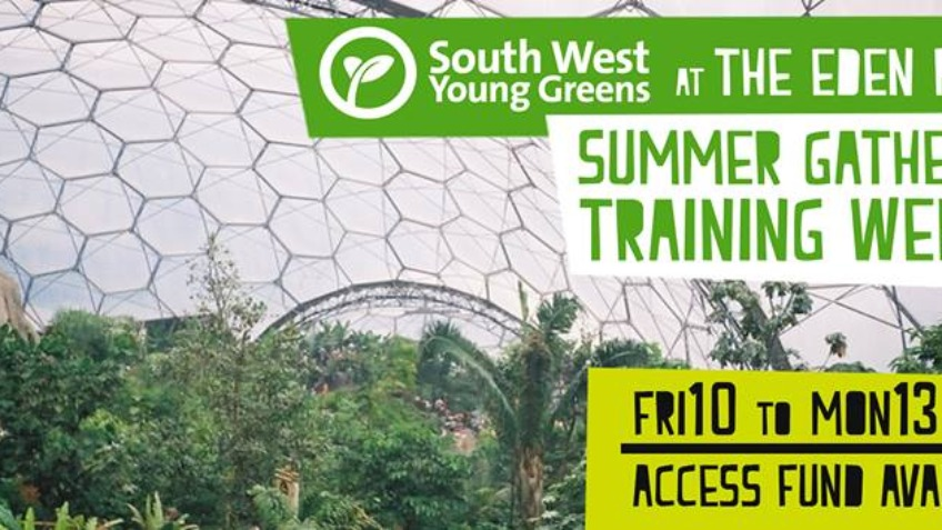 SWYG Summer Gathering and Training