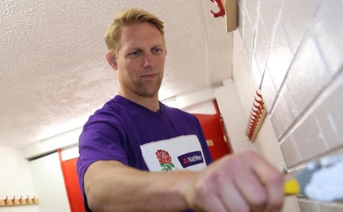 Bognor rfc changing room & shower refurb image