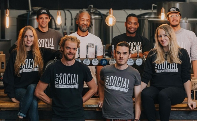 Tap social movement image