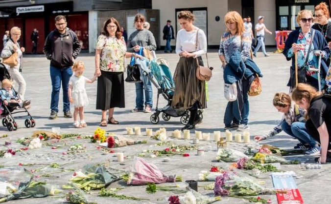 Families that lost loved ones at Manchester Arena