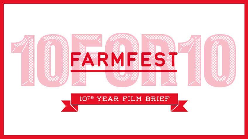 Farmfest 10-for-10 Film Project