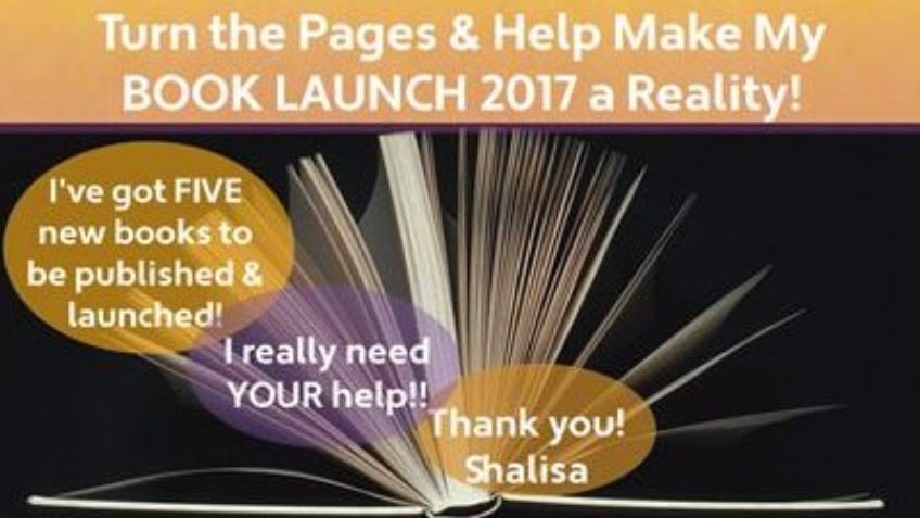 Shalisa's Book Launch 2017