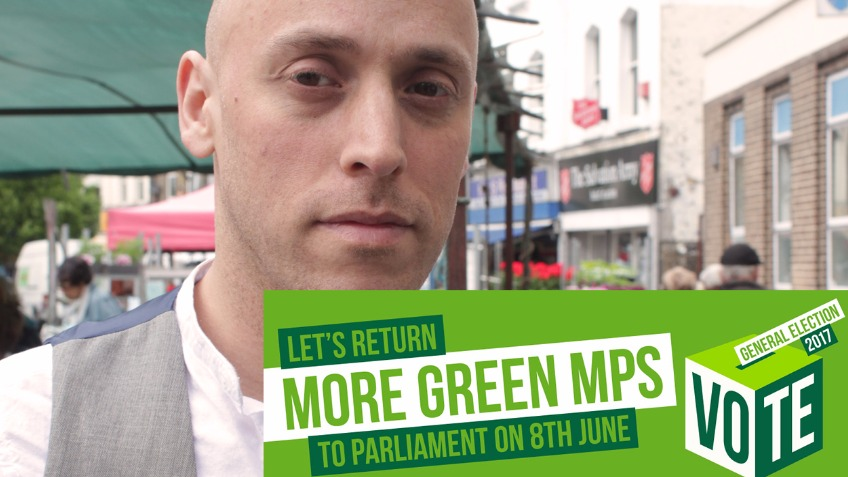 A Green voice for Lewisham East