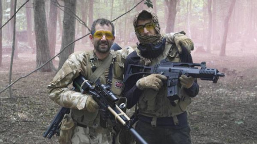Ace Airsoft War Games, a Business Crowdfunding Project in ...