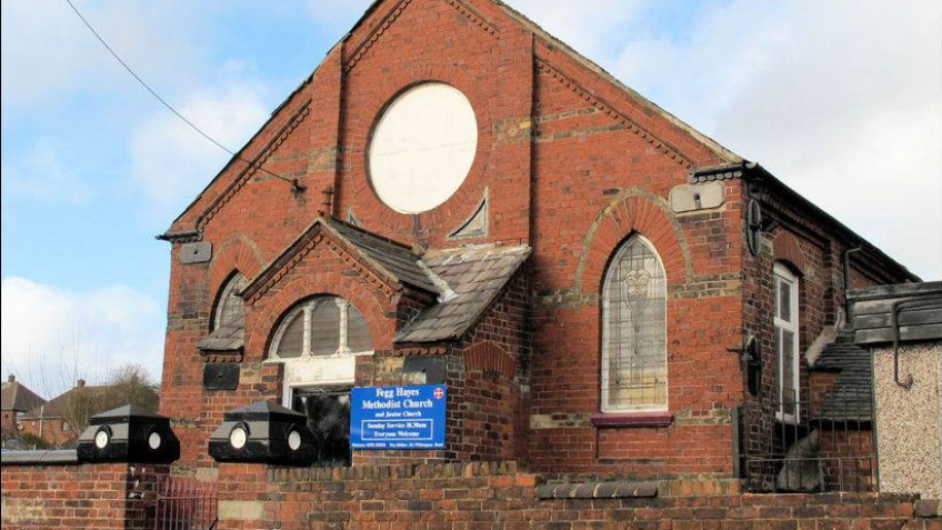 Fegg Hayes Methodist Church Building appeal