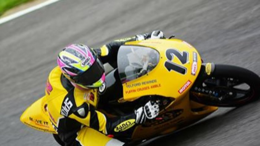 Knockhill tyre challenge