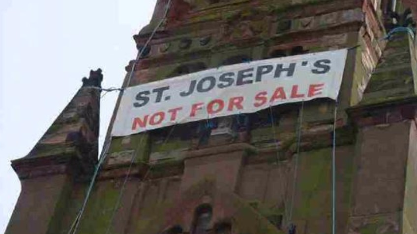 St Joseph's Church Sailortown