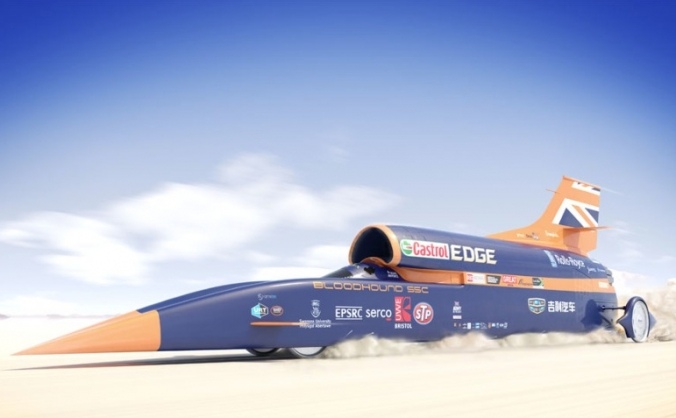 Bloodhound - inspiring a generation at 1,000mph image