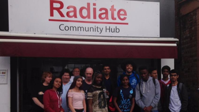 Radiate Community Cafe