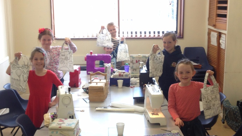 STITCH BRIDGEND SEWING SCHOOL - KIDS