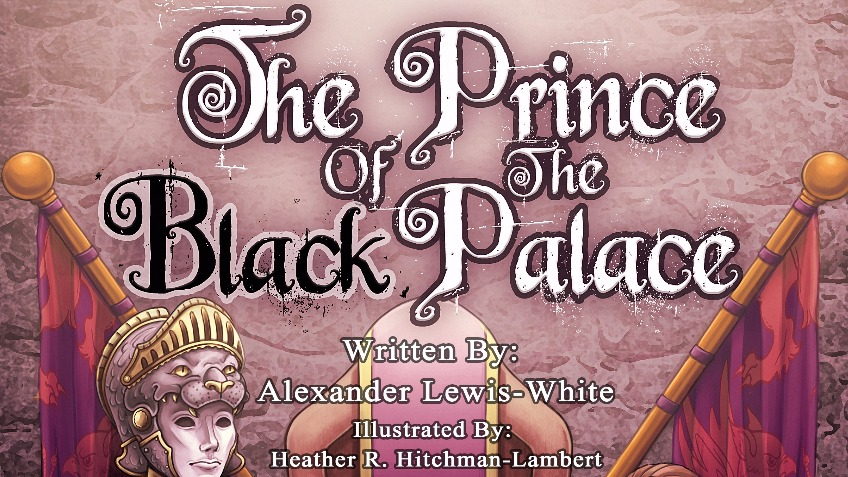 The Prince of the Black Palace Fantasy book series