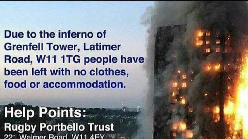 Grenfell Tower Inferno