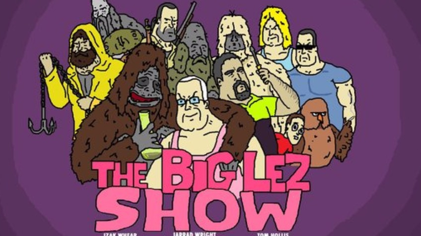 Big Lez Show - Invest in the boys