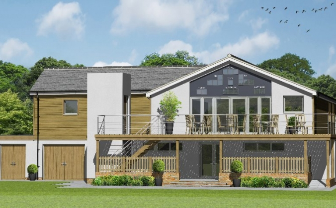 Duffield cricket club pavilion project image