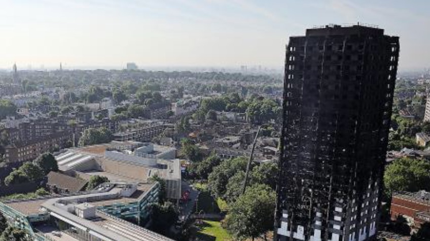Grenfell  Tower fund