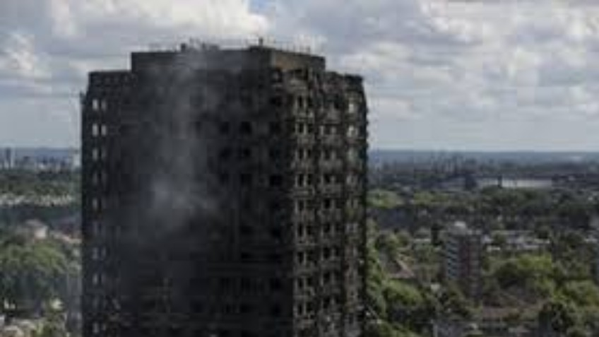 Scots back the people of Grenfell Tower