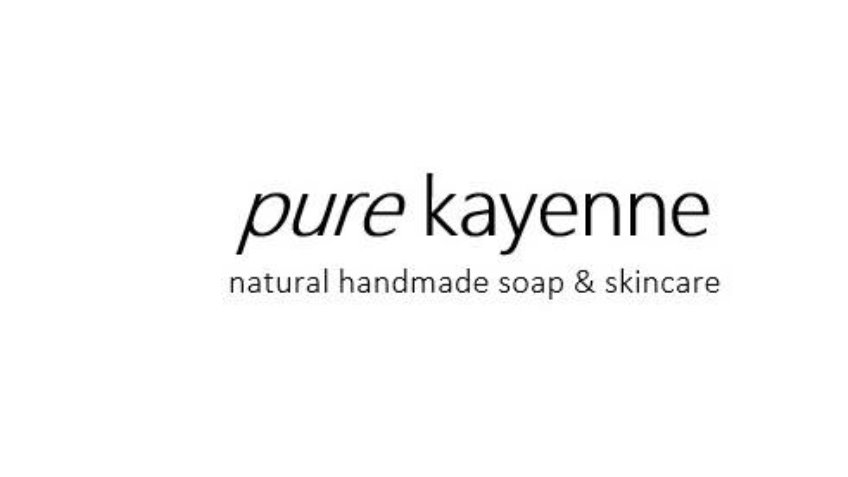 Pure Kayenne-natural, handmade soaps & soy candles