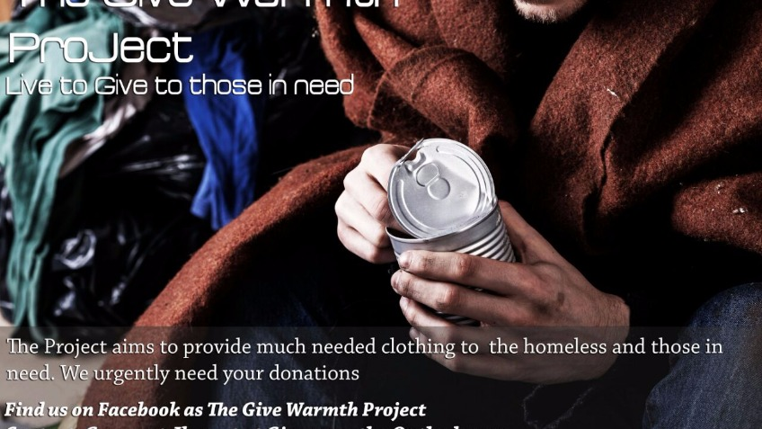 Winter Homeless Appeal