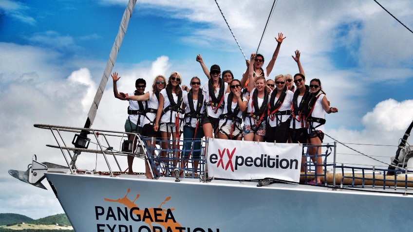 Support 'eXXpedition Round Britain 2017'