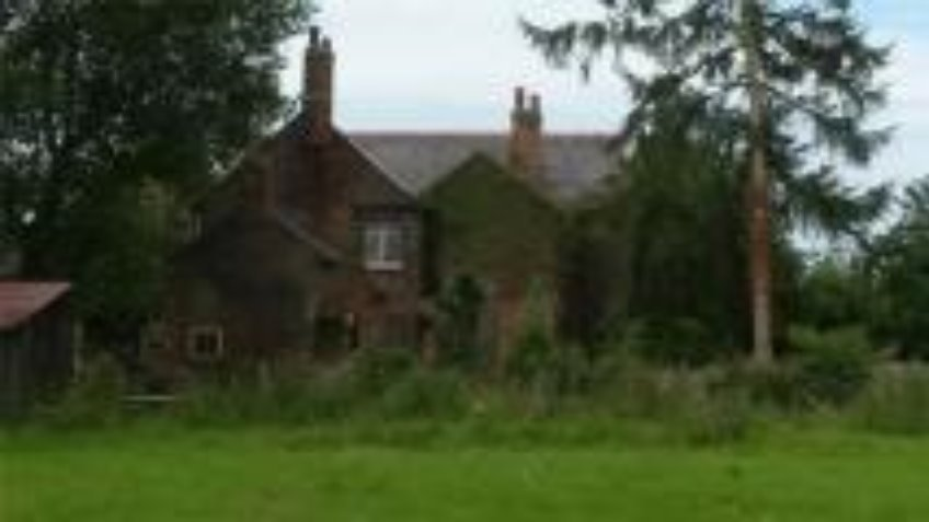cheshire country house