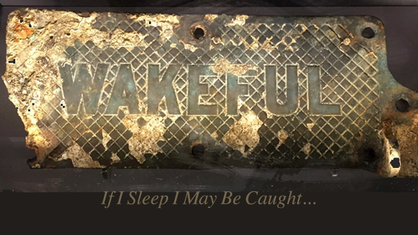 Wakeful: new film project