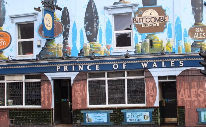 Save the prince of wales image