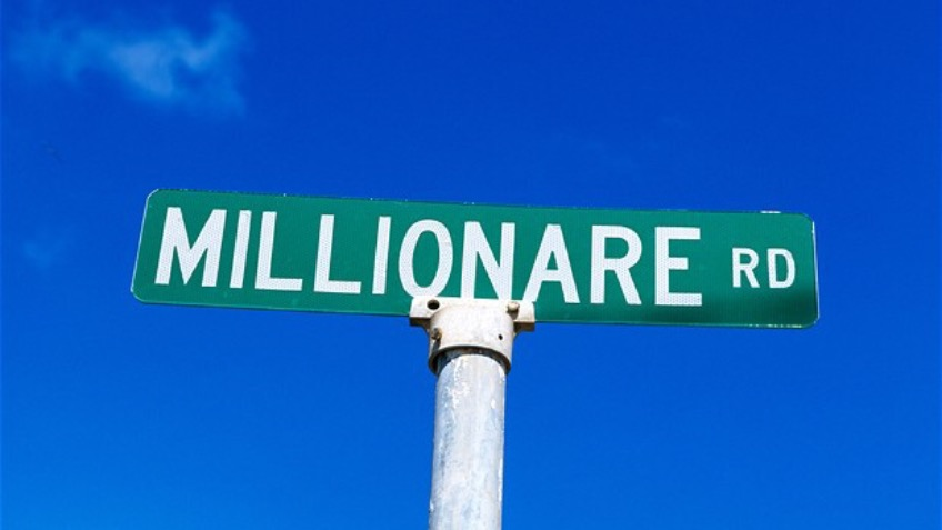 Make me a millionaire - a Business crowdfunding project in