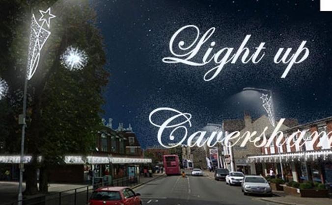 Light up caversham image