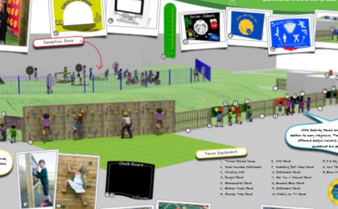 Ernesettle community school image