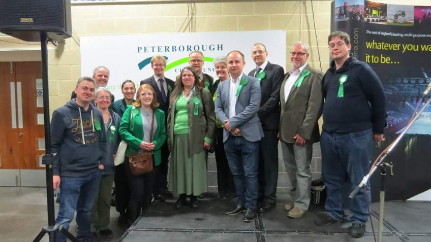 Turn Peterborough Green 2016