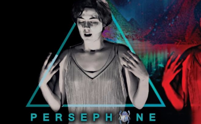 Persephone; a kinetic concert image