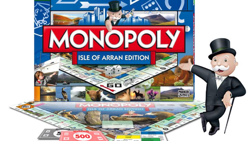 Isle of Arran Monopoly
