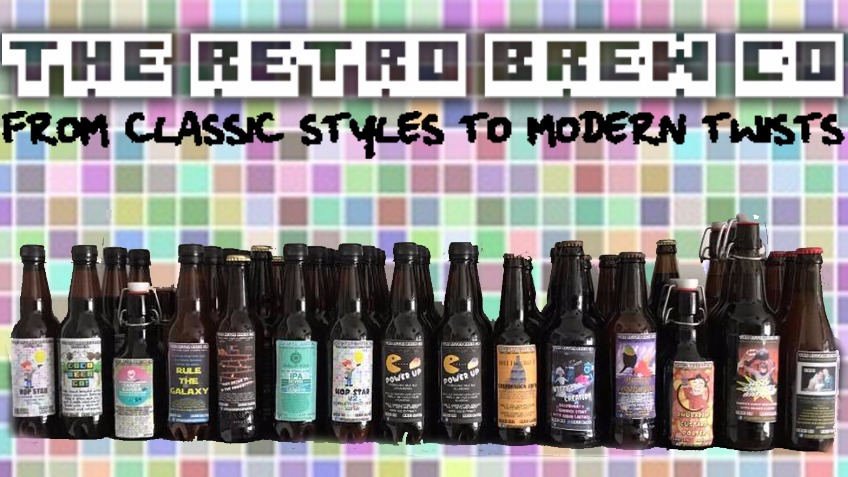 The Retro Brew Co! Local Brewery looking to start!