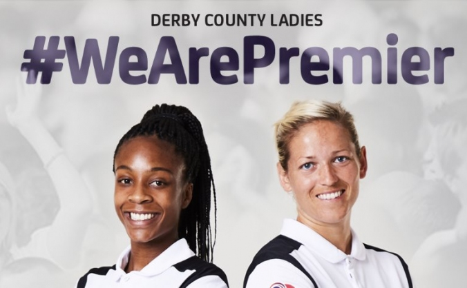 Derby county ladies fc image