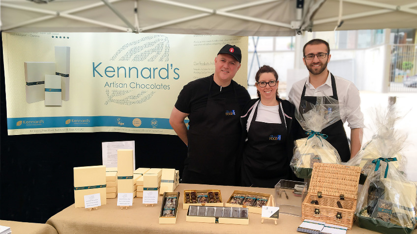 Kennard's  Artisan Chocolates