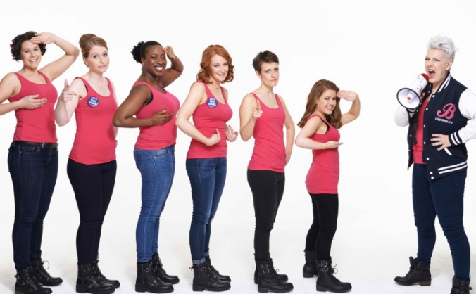 We are the boobettes image