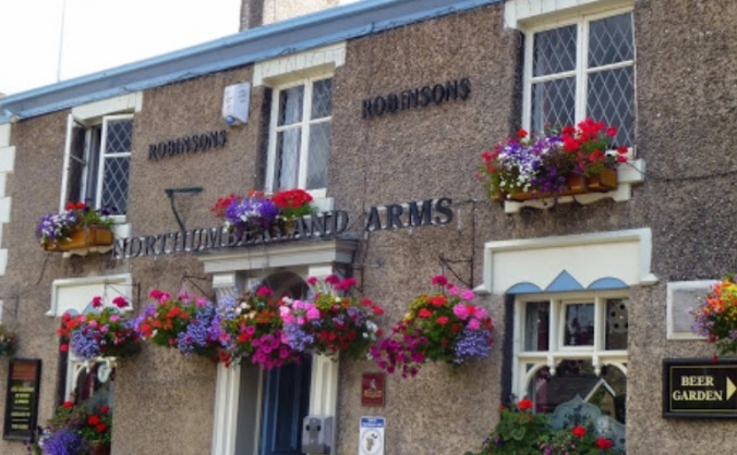 The northumberland arms community society limited image