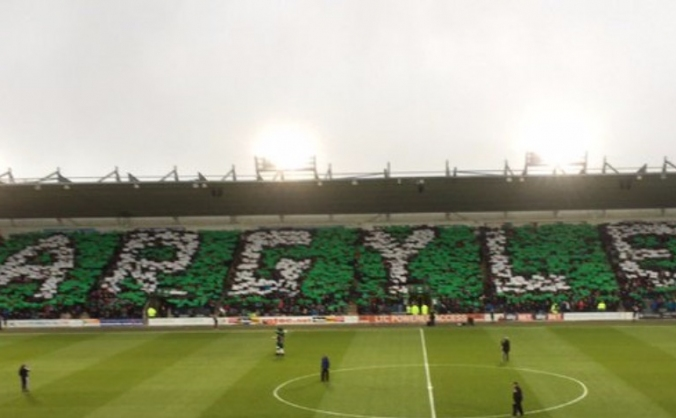 Pafc displays image