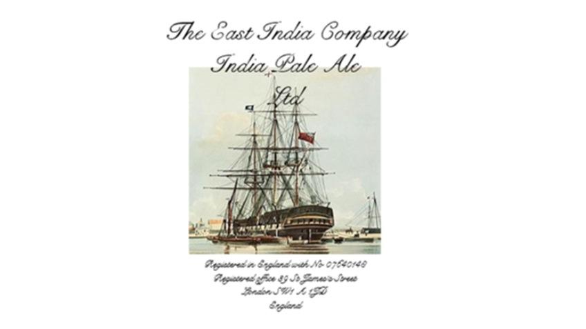 The East India Company India Pale Ale Ltd