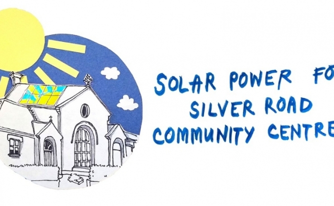 Solar power for silver road community centre image