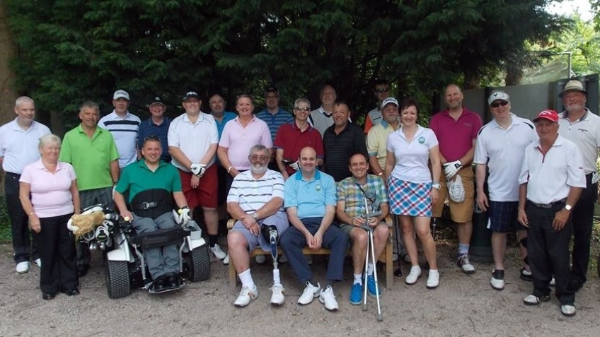 England Disabled Golf Team